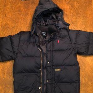 Boys Ralph Lauren/Polo coat size:14/16